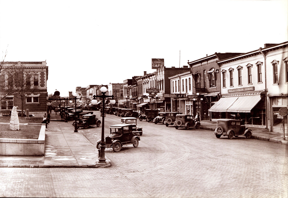 Boonville: The phoenix of mid-Missouri - How a town left behind by interstate construction restored itself (May 2016)