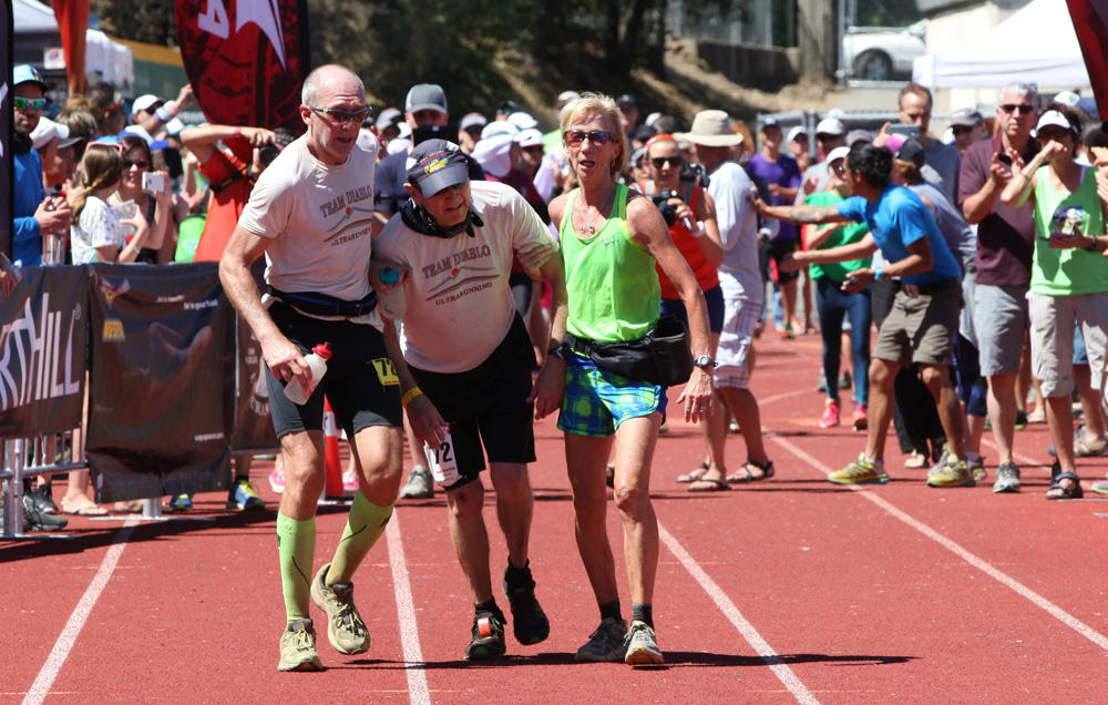 This 72-Year-Old's Close Finish Was All About Outrunning a DNF - How Wally Hesseltine took on the Western States 100 in a harrowing, inspirational 30 hours.