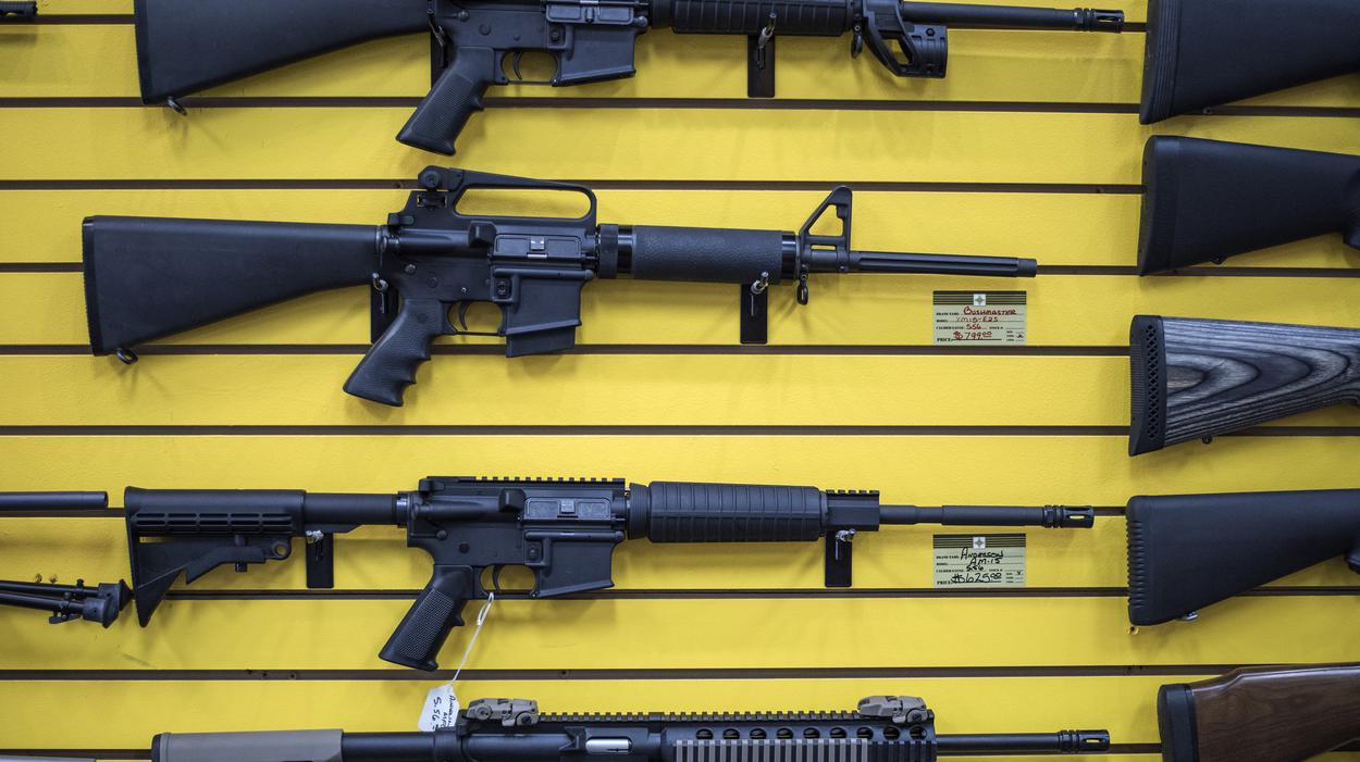States With Stricter Gun Laws Have Fewer Homicides And Suicides -