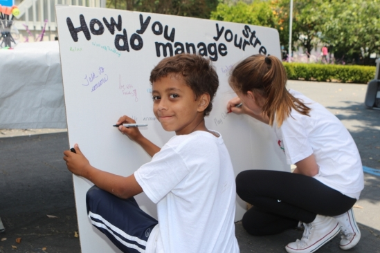 The program Mental Health Matters is in place in 35 Santa Barbara-area classrooms