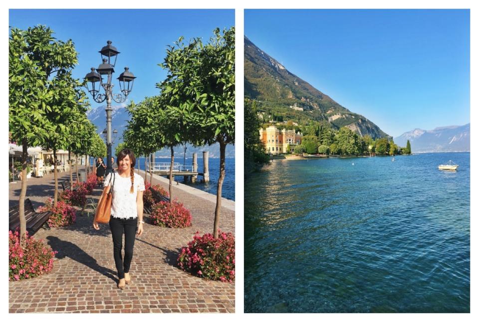 That's Villa Feltrinelli on the right. Sigh.