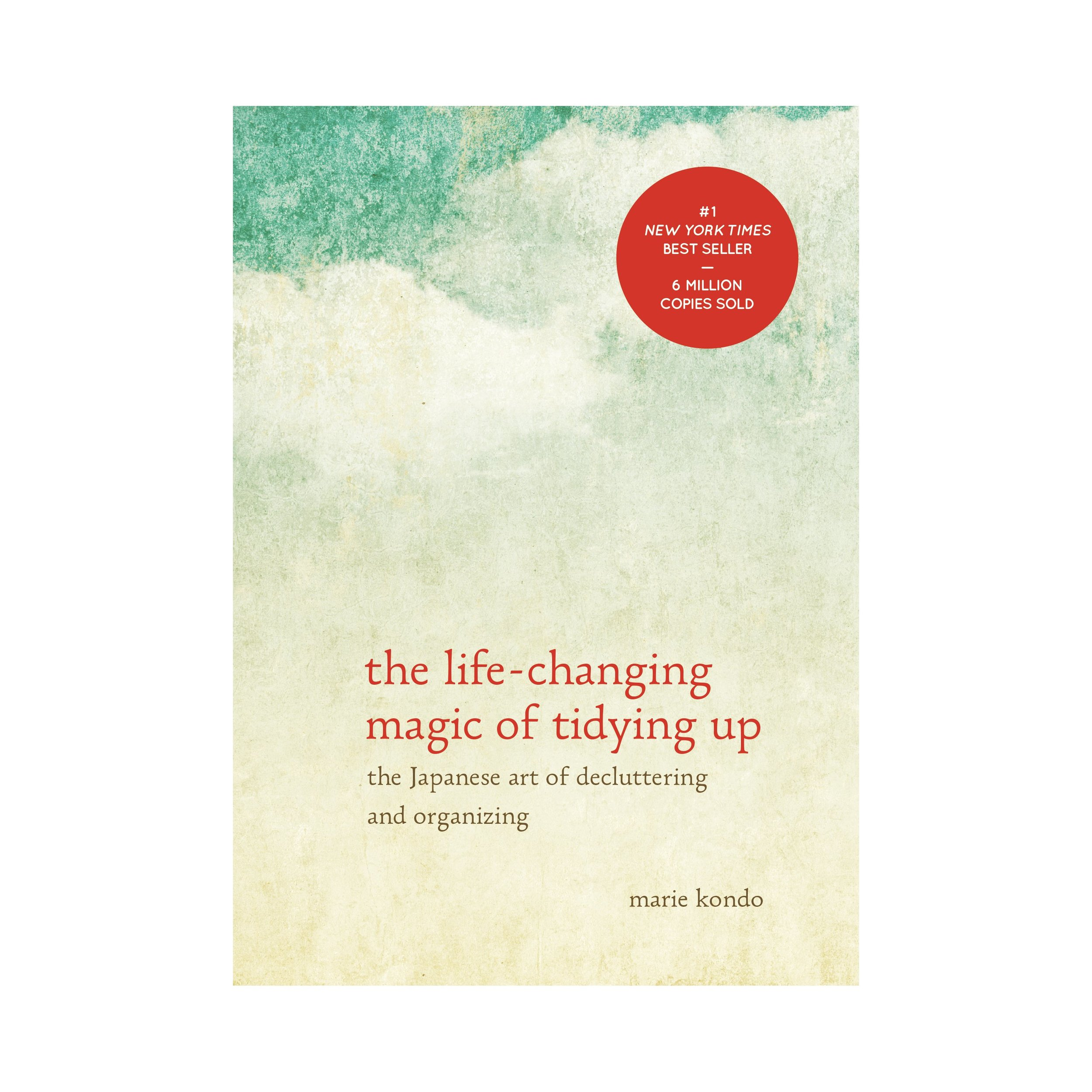 The Life-Changing Magic by Marie Kondo