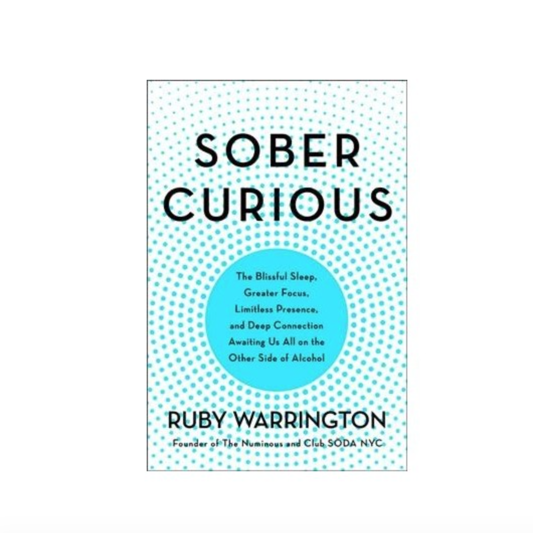 Sober Curious by Ruby Warrington