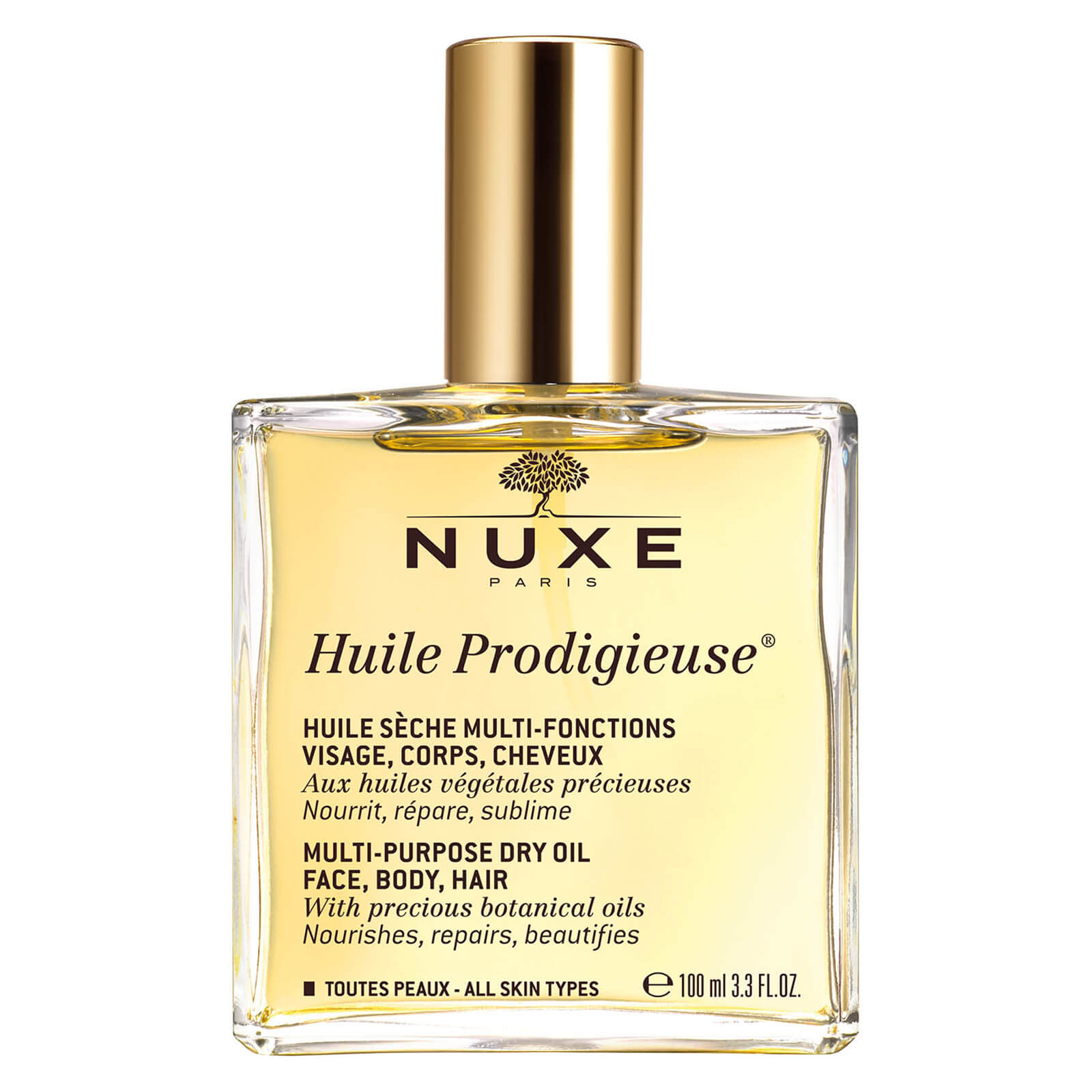 Nuxe Multi-Purpose Dry Oil