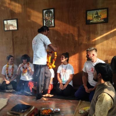 Atha yoganushasanam // Now begins the practice of yoga -Yoga Sutra 1:1