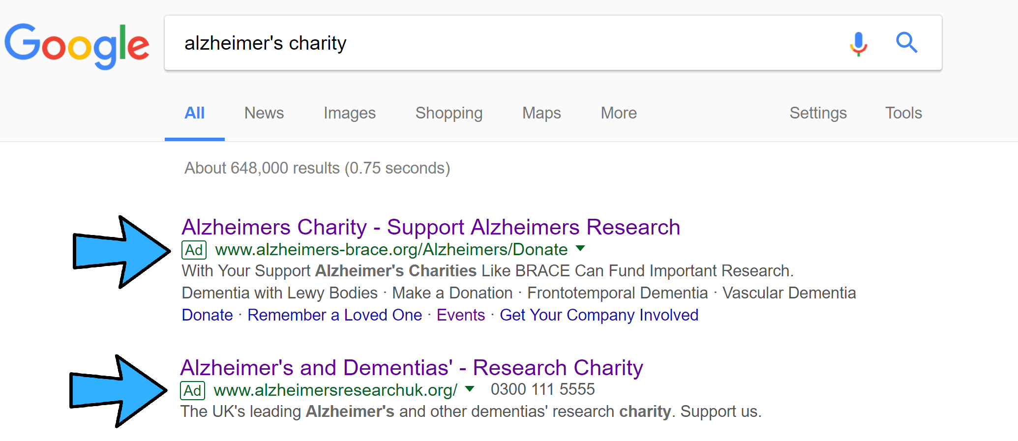 What is Google Ad Grants?