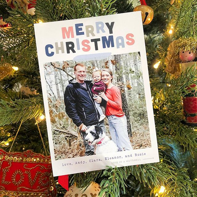 Merry merry Christmas from my family to yours ❤️ 2018 was another wonderful year full of new house memories, deployments, homecomings, hurricanes, and so many cherished moments with my little love! Even though I can't juggle as many projects at once or post on Instagram as much as I used to, I wouldn't change my new normal for the world! Thank you to all my clients that continue to let me play a small part in their big day! 💌