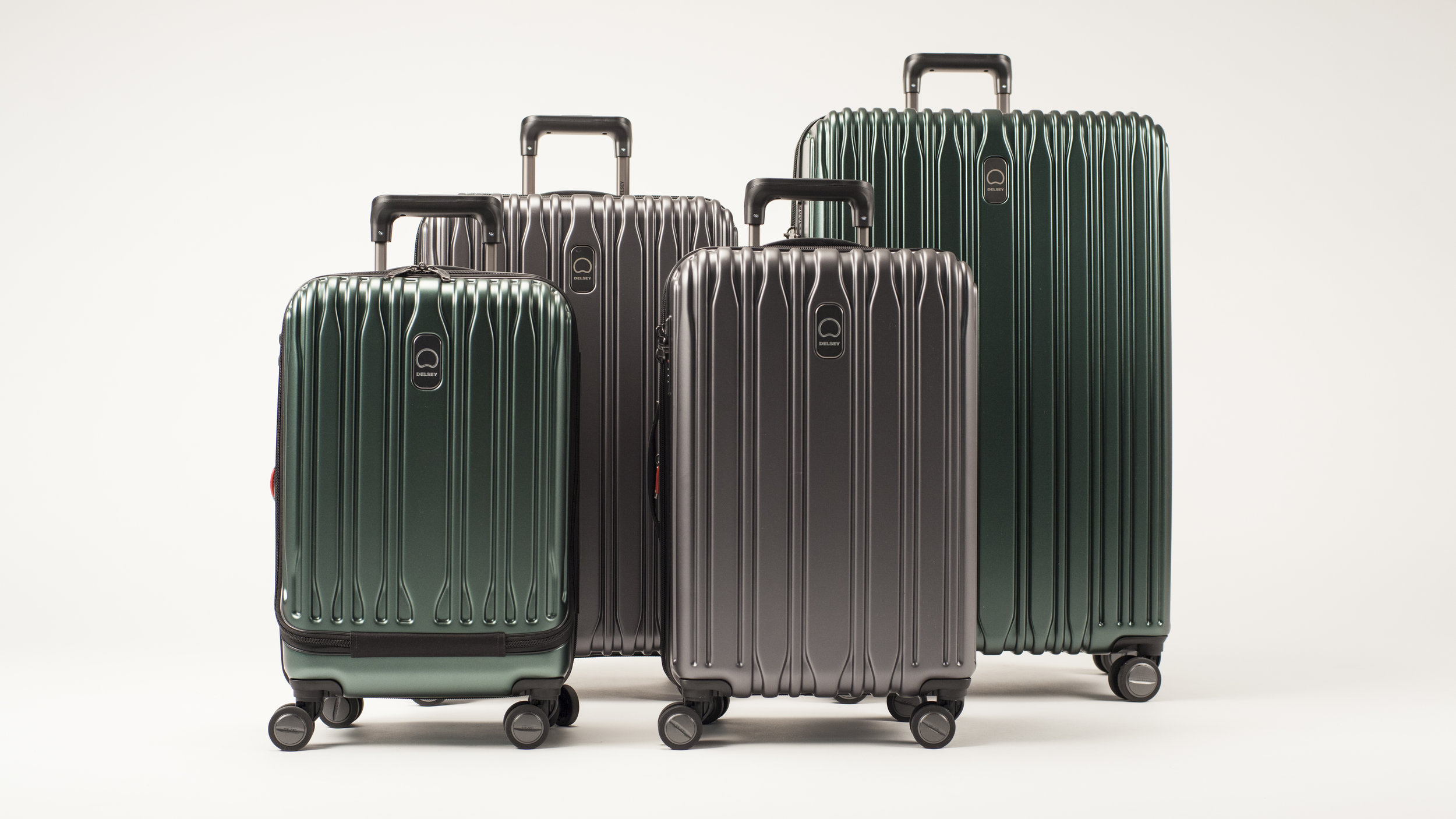 Delsey Luggage - Product Video