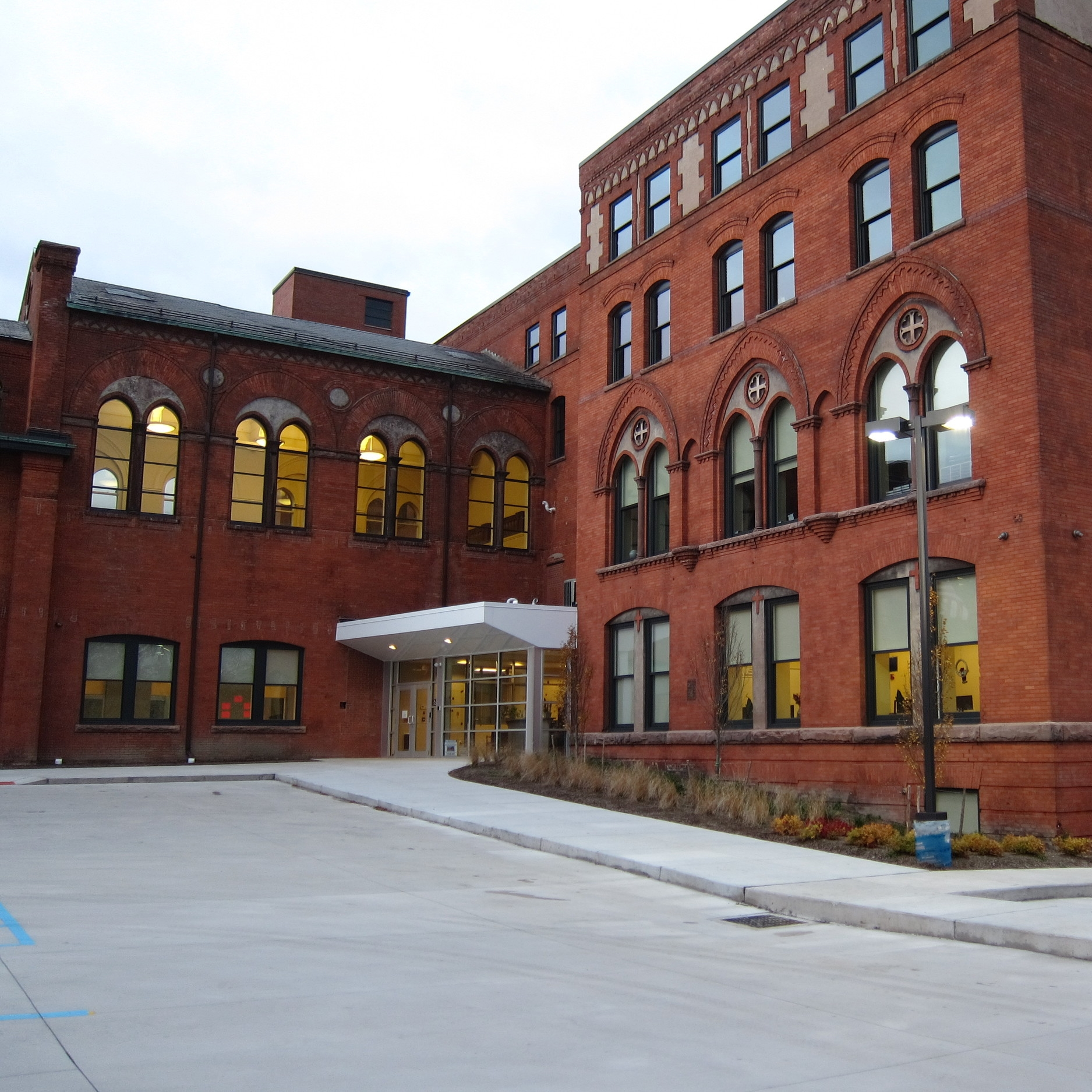 Health Sciences Charter School, Buffalo, NY