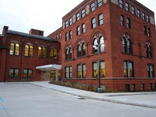 Health Sciences Charter School - Buffalo, NY