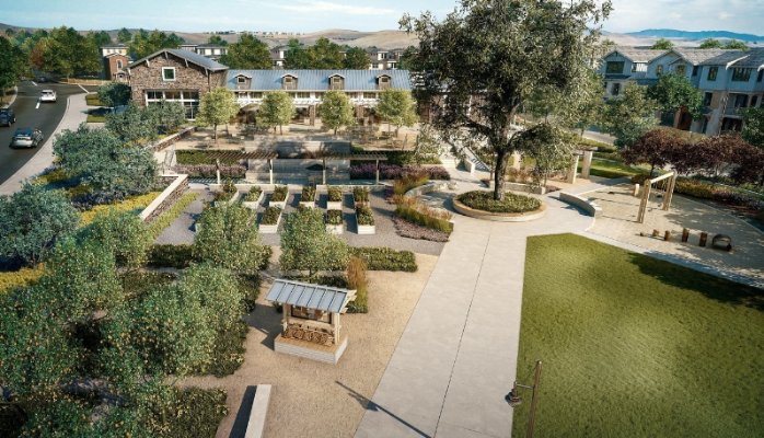 Trumark Homes and GTIS Partners Acquire the Fielding Neighborhood Within Wallis Ranch Master Planned Community in Dublin - The Registry