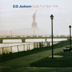 D.D. Jackson - Suite for New York cover.