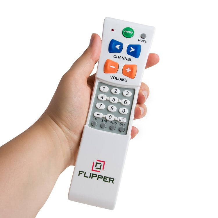 Big Button Jumbo Universal TV Remote for Seniors
