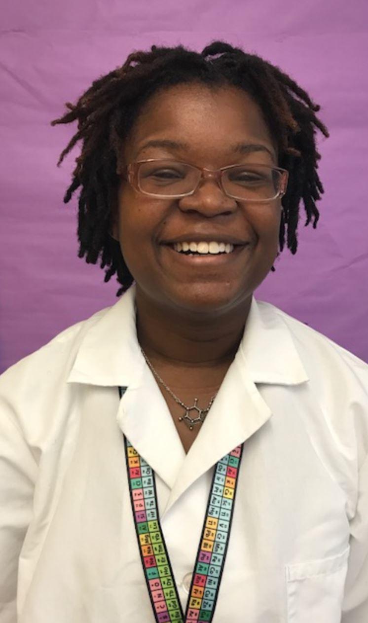 Ms. Leslie Solomon Chemistry Email:  leslie.solomon@k12.dc.gov  Room 2182    Bio
