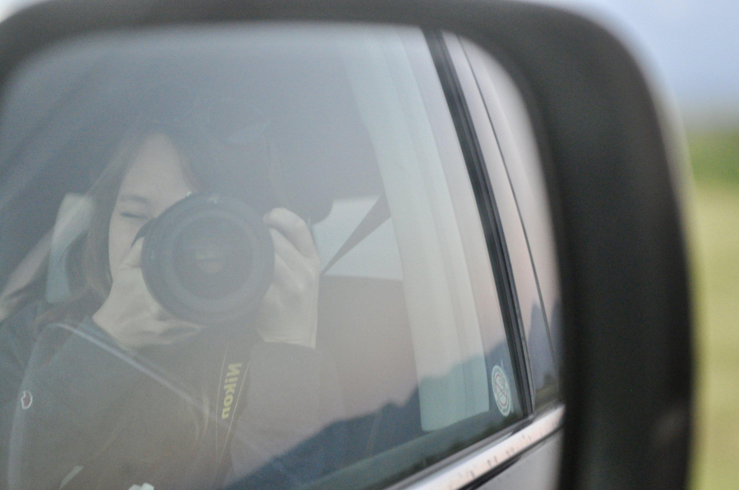On the road again (eeeee! I love traveling).