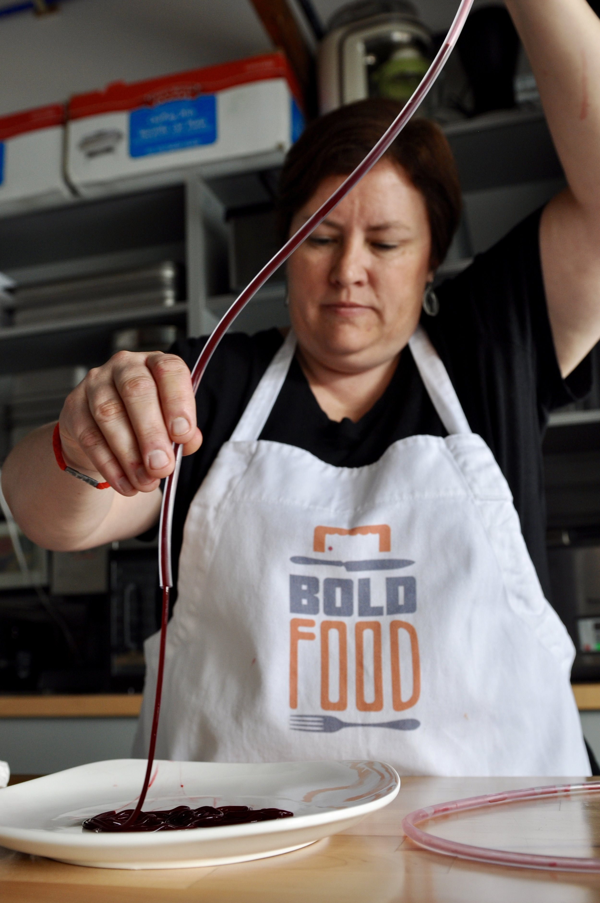 Making beet noodles