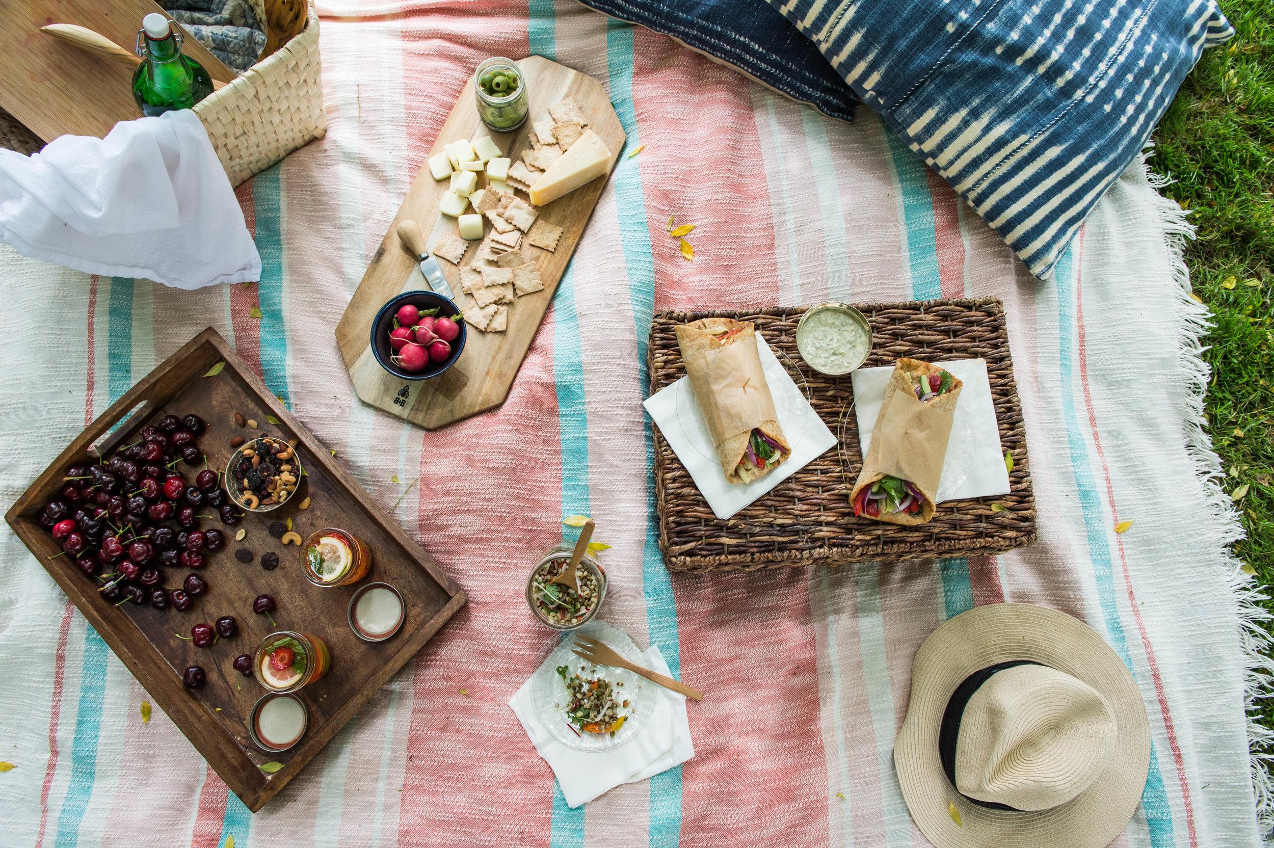 Pack a picnic