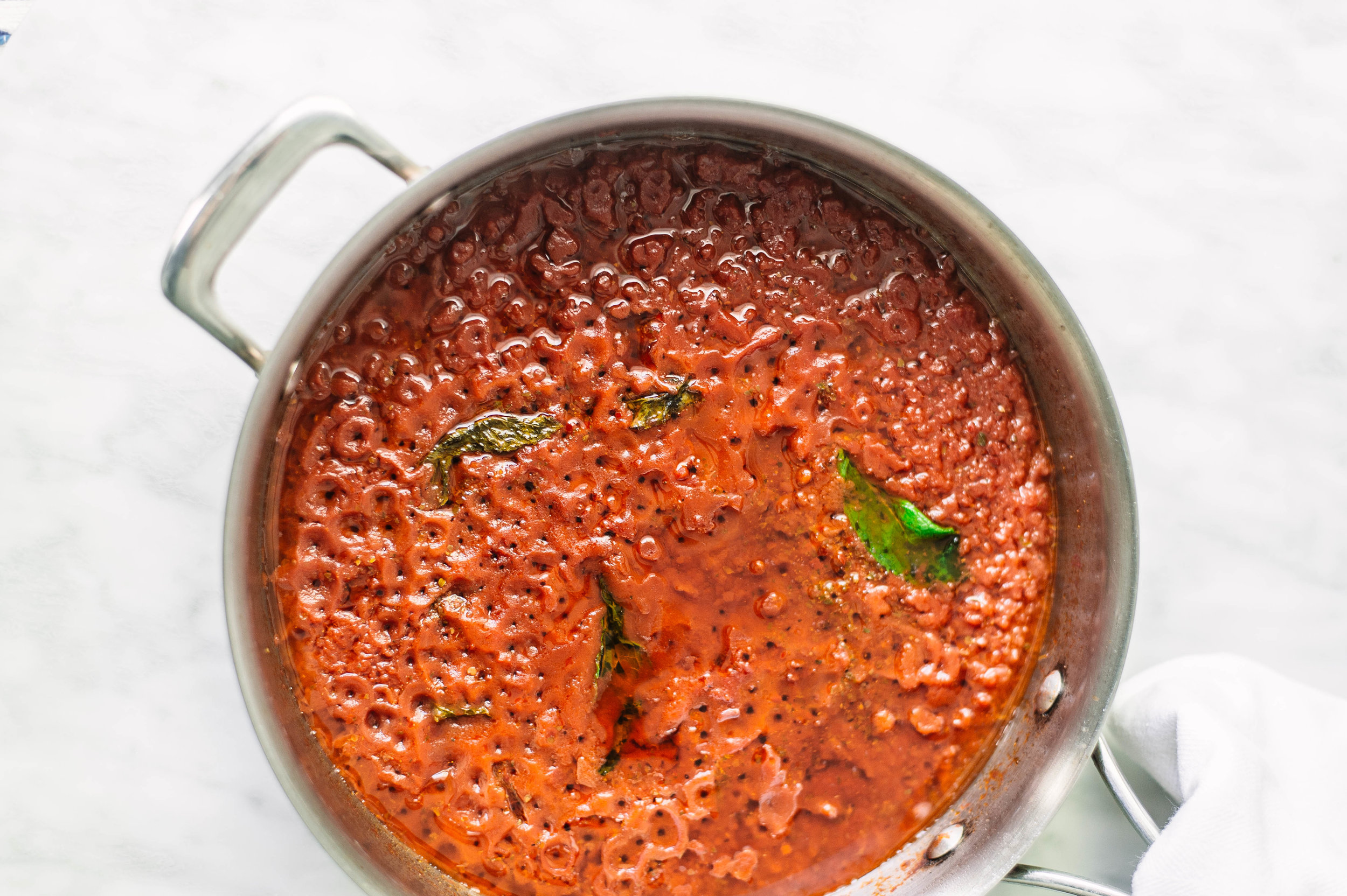 Classic Pasta Al Pomodoro Sauce