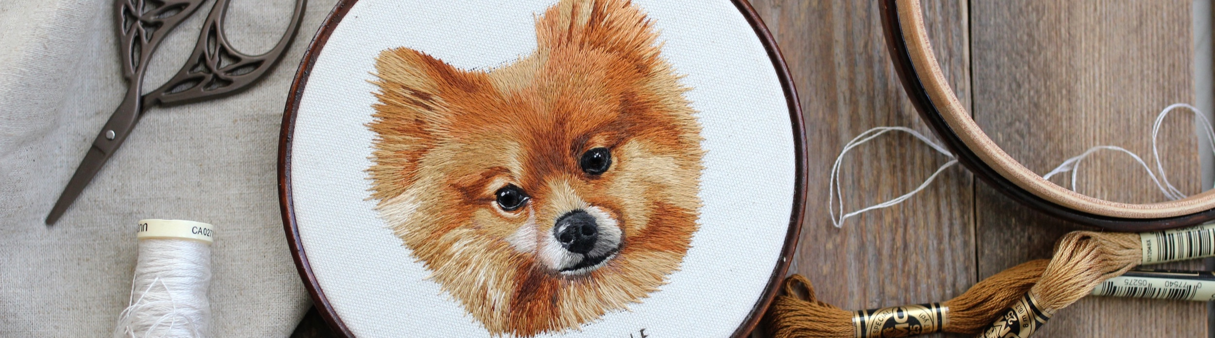 Custom pet portrait - Join the waiting list