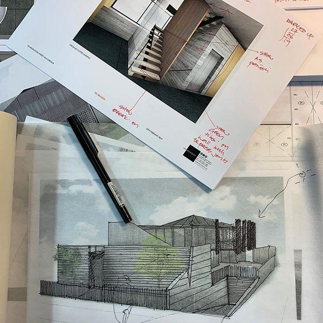 Work in progress- Blackrock House