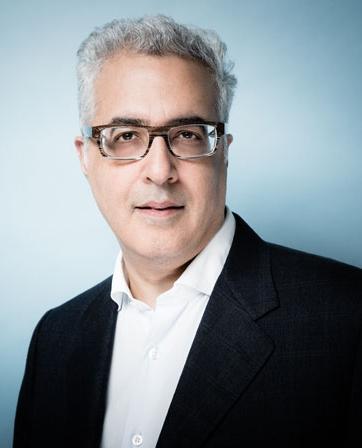 SANJAY KHANNA - Director and Futurist