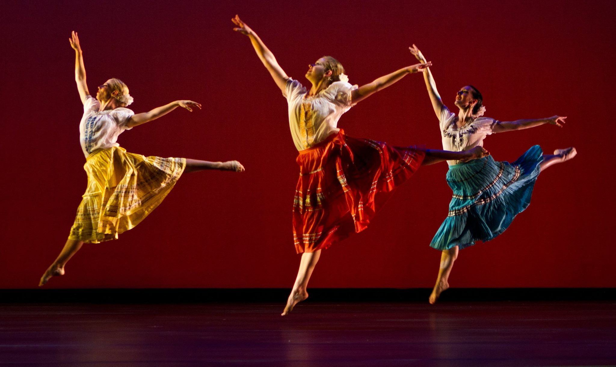 Pas de Trois,  My Gypsy Soul , Gregory Hancock Dance Theatre