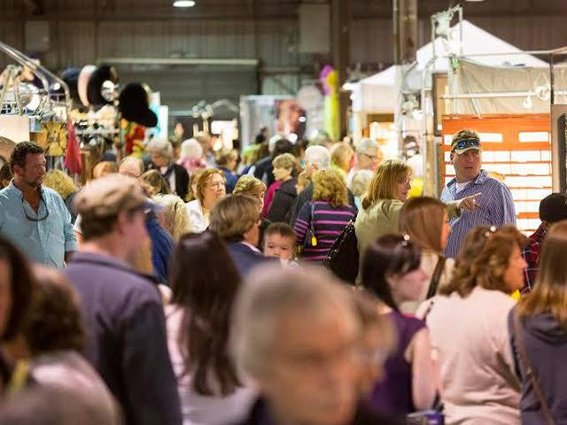 Beat the crowds and get to Sugarloaf Crafts Festival early!