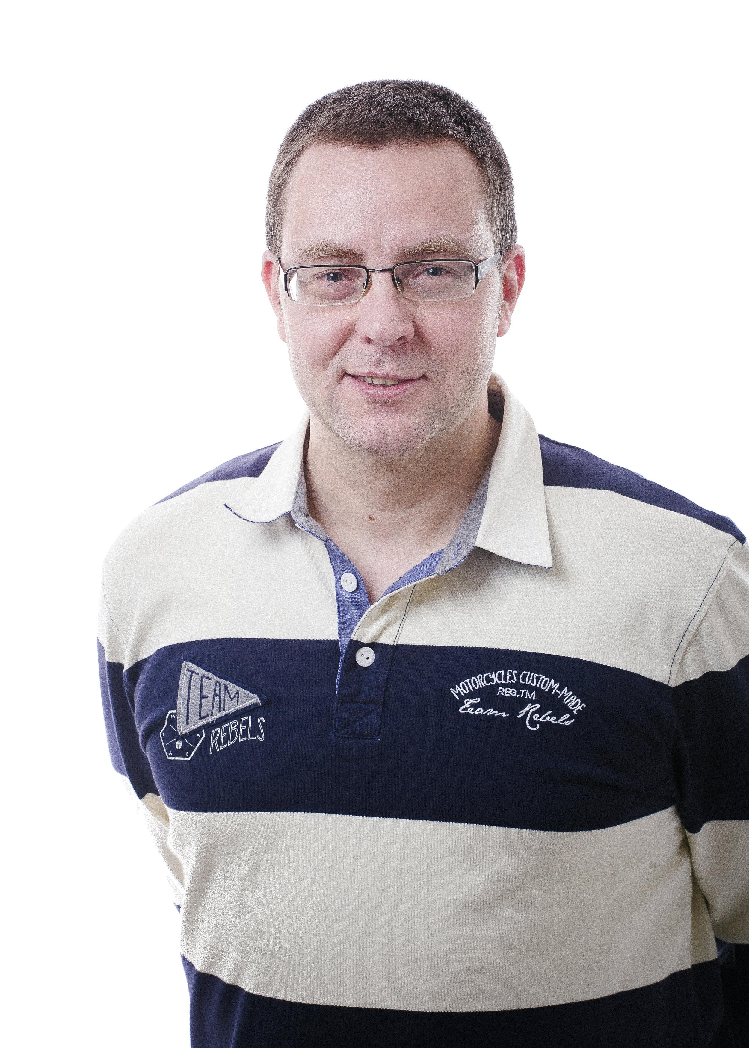 Valer Repko, Sales Manager
