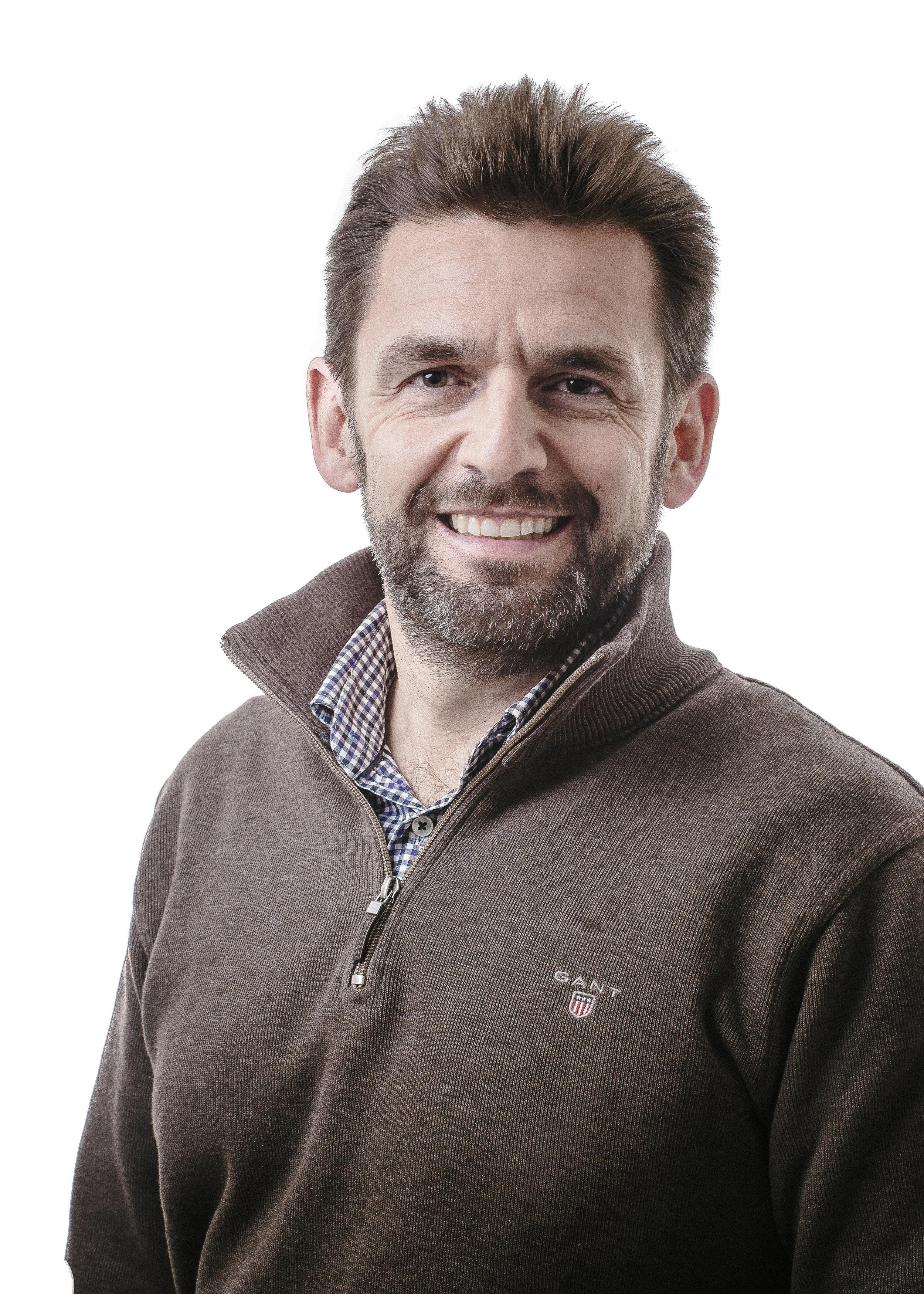 Markus Zurkirchen, CFO