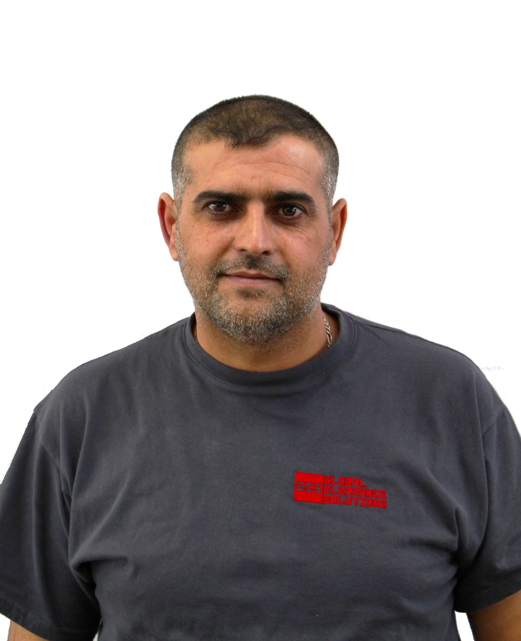 Hassan Ayoub, Field Technician