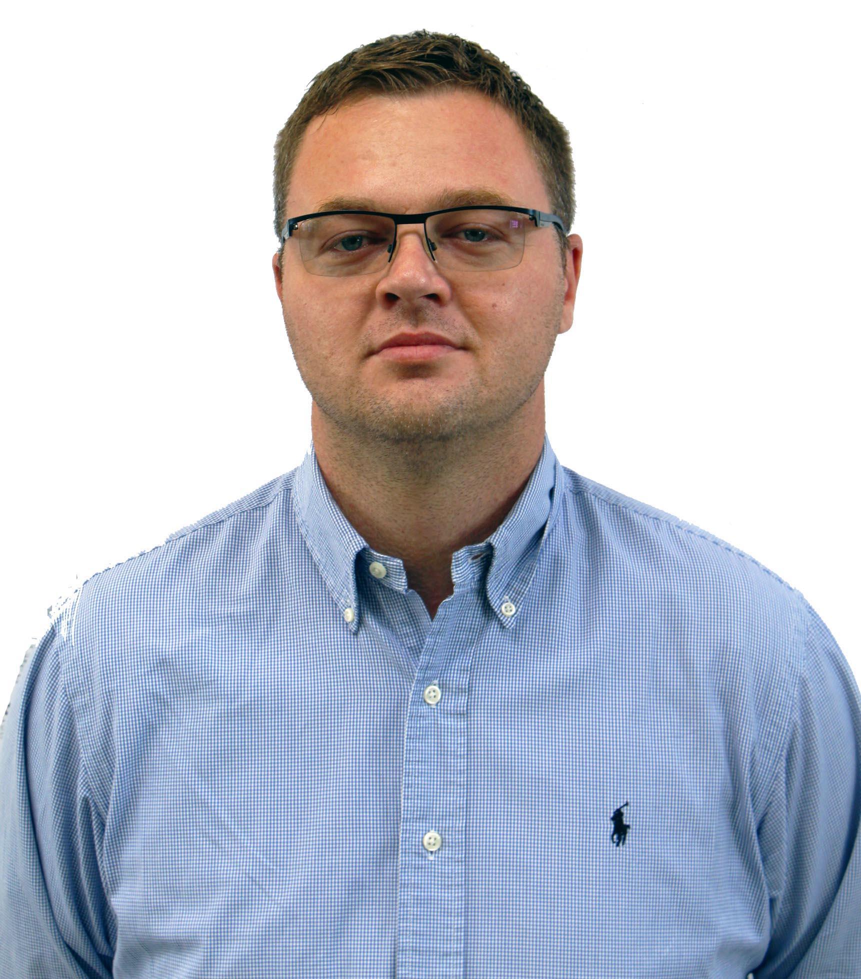 Damir Stimac, Sales Manager