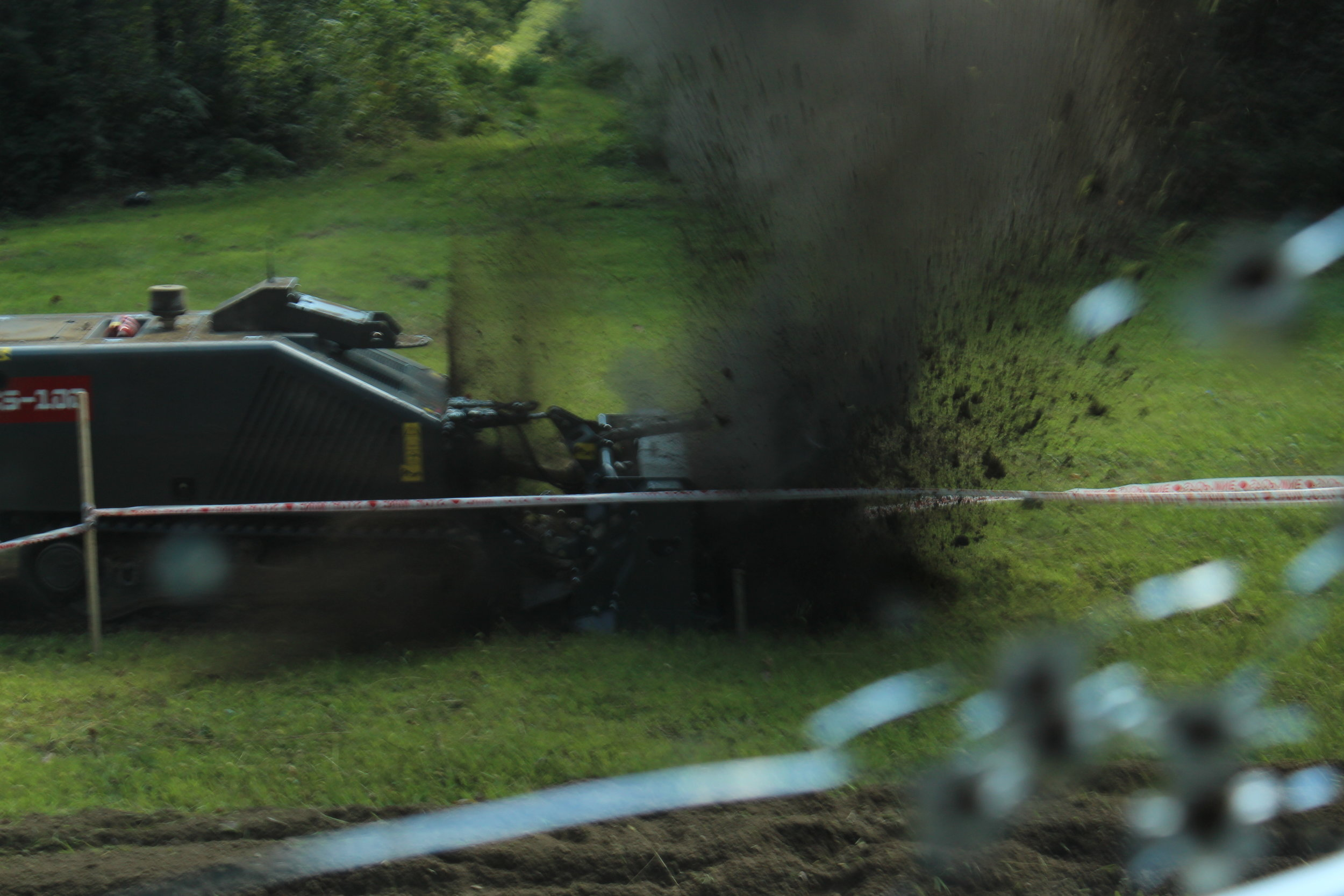 GCS-100 detonation of PMA2 mine