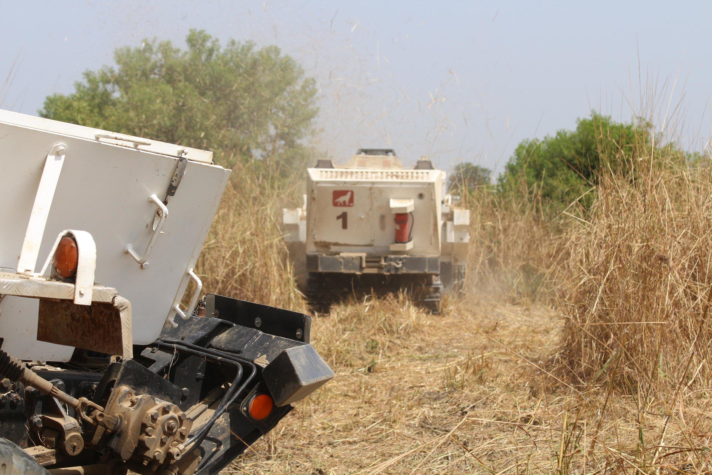 GCS equipment in operation in Sudan (NXPowerLite-Kopie).JPG