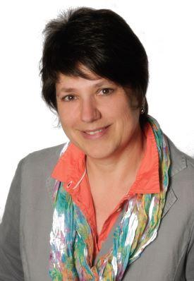 Ursula Kästle,  Administration & HR