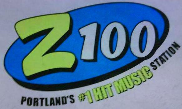 Z100 Portland's #1 Hit Music Station