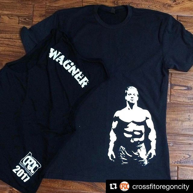 Repost from @crossfitoregoncity #portlandscreenprinting #oregoncity #alphapd #supportsmallbusiness #tshirts #portlandoregon #screenprinting #screenprinter #needshirts #yourlogohere #customtees #customtshirt #tshirtdesign #tshirtprinting #smallbusiness #crossfitoregoncity #crossfitgames