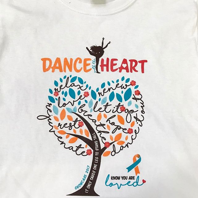 #portlandscreenprinting #oregoncity #alphapd #supportsmallbusiness #tshirts #portlandoregon #screenprinting #screenprinter #needshirts #yourlogohere #customtees #customtshirt #tshirtdesign #tshirtprinting #smallbusiness #maraleesdance #dancewiththeheart #showcase2017 #relax #renew #letitgo #breathe #danceitout #rejuvenate #knowyouareloved