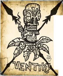 VenTiki Lounge Ventura CA