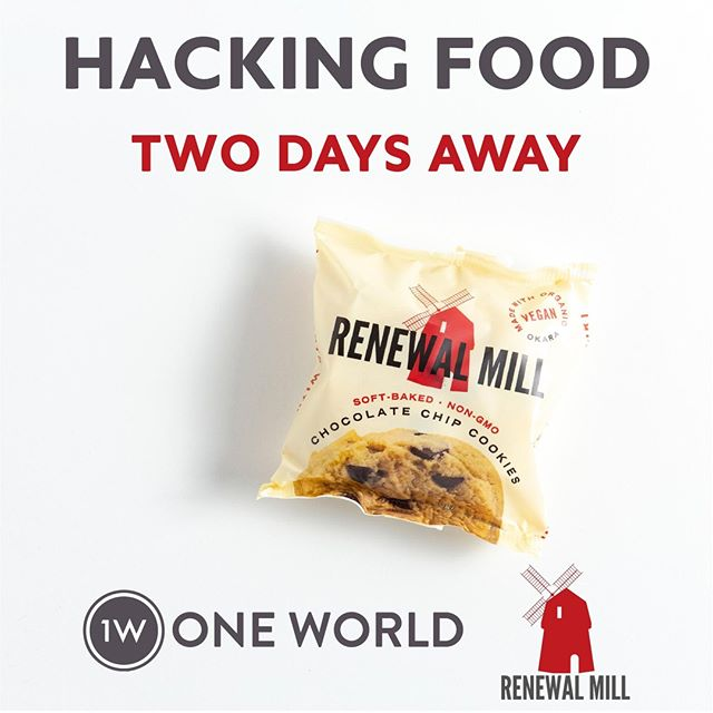 Hacking Food 2019 is just two days away!! If you're interested in learning about the Bay Area sustainable food scene, look no further!   Come listen to educational talks, network with Bay Area entrepreneurs, and sample products like our cookies! We'd love to network with you and hope to see you there! ♻️🤝  Use code COMMUNITY to save 10% on your ticket! bit.ly/HackingFood2019 . . . #hackingfood2019 #food #foodbusiness #upcycling #upcycled #sustainablefood #conference #entrepreneur #entrepreneurship #entrepreneurlife #funding #plantbased #veganbusiness #foodstartup #startup #startupbusiness #oakland #berkeley #bayareabusiness #womanowned #womanownedbusiness #thefutureisfemale #femaleceo #siliconvalley #fortheplanet #foodwaste #reducefoodwaste #bayareavegans #norcal #cookies