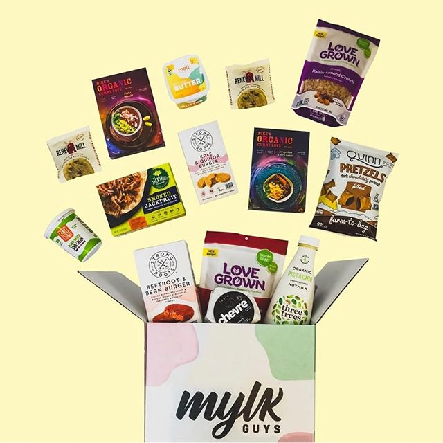 SUMMER SALE ☀️😌 Get 10% off our cookies and other vegan groceries at @MylkGuys' mid-summer sale!  Sale ends 7/31 so cash in while you can 🙌