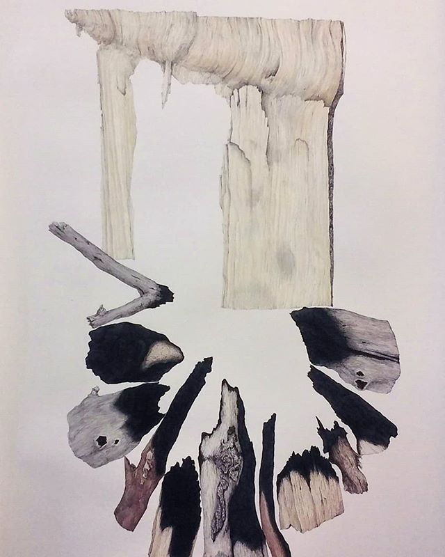 Processing (busy work) . . . . . . . . . . . . #paintings #drawings #sculptures #yosemite #california #acrylicpainting #laart #art #contemporaryart #contemporarypainting #sculpturepainting #woods #penandink #watercolor #contemporarysculture #tate #artist #Chetwood #renwickgallery #burn #abstract #renderings #visionreponsesystem #wood #wip #spring #monuments