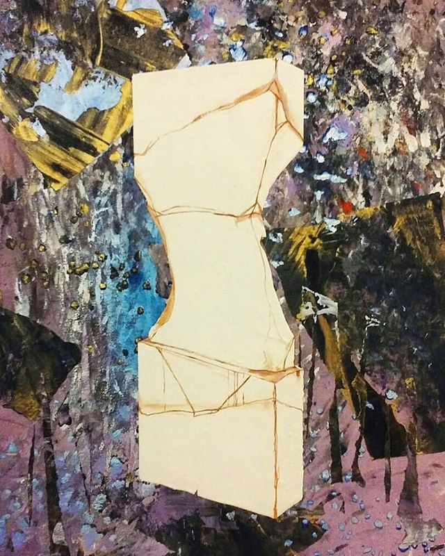 Weekend w.i.p.s. . . . . . . . . . . . . . . . . #monument #painting #drawings #contemporary #abstract #California #yosemite #watercolor #LA #upcycle #artist #contemporaryart #sculpturepainting #laart #making #mountains #found #acrylicpainting #tate #penandink #contemporarysculpture #fresnoart. #Chetwood #oaklandartist #submissionfriday #sfmoma #visionreponsesystem #aggressivedeconsumption