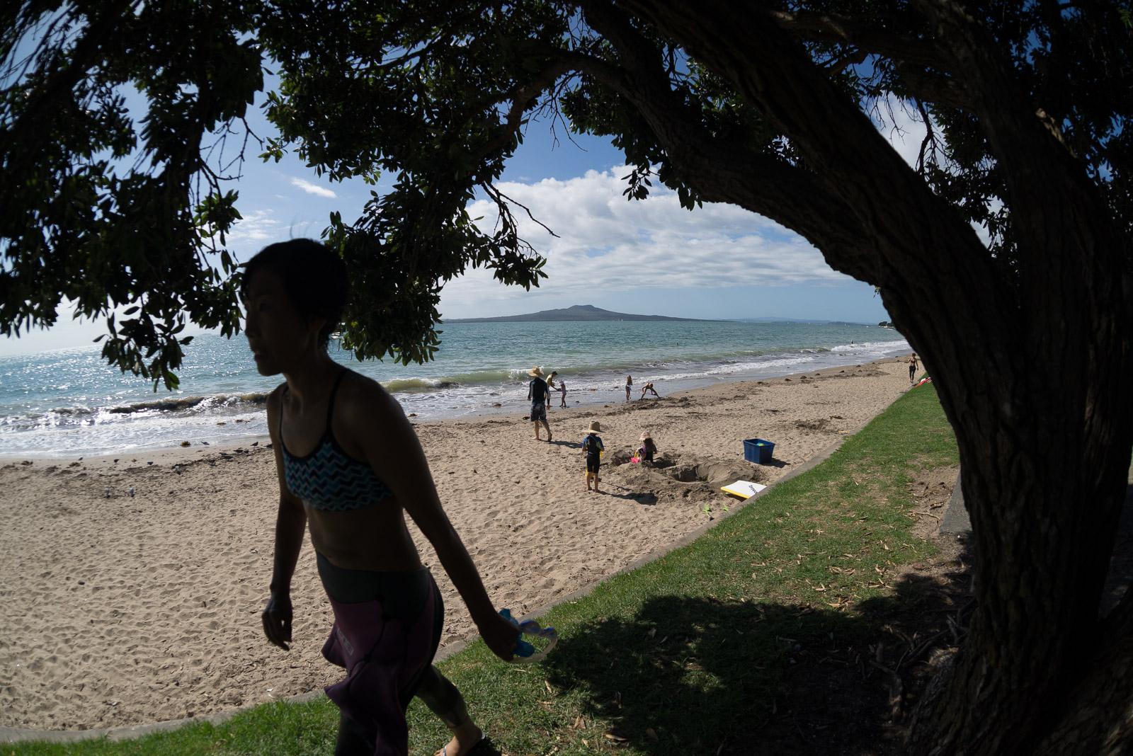 Milford Beach, Auckland