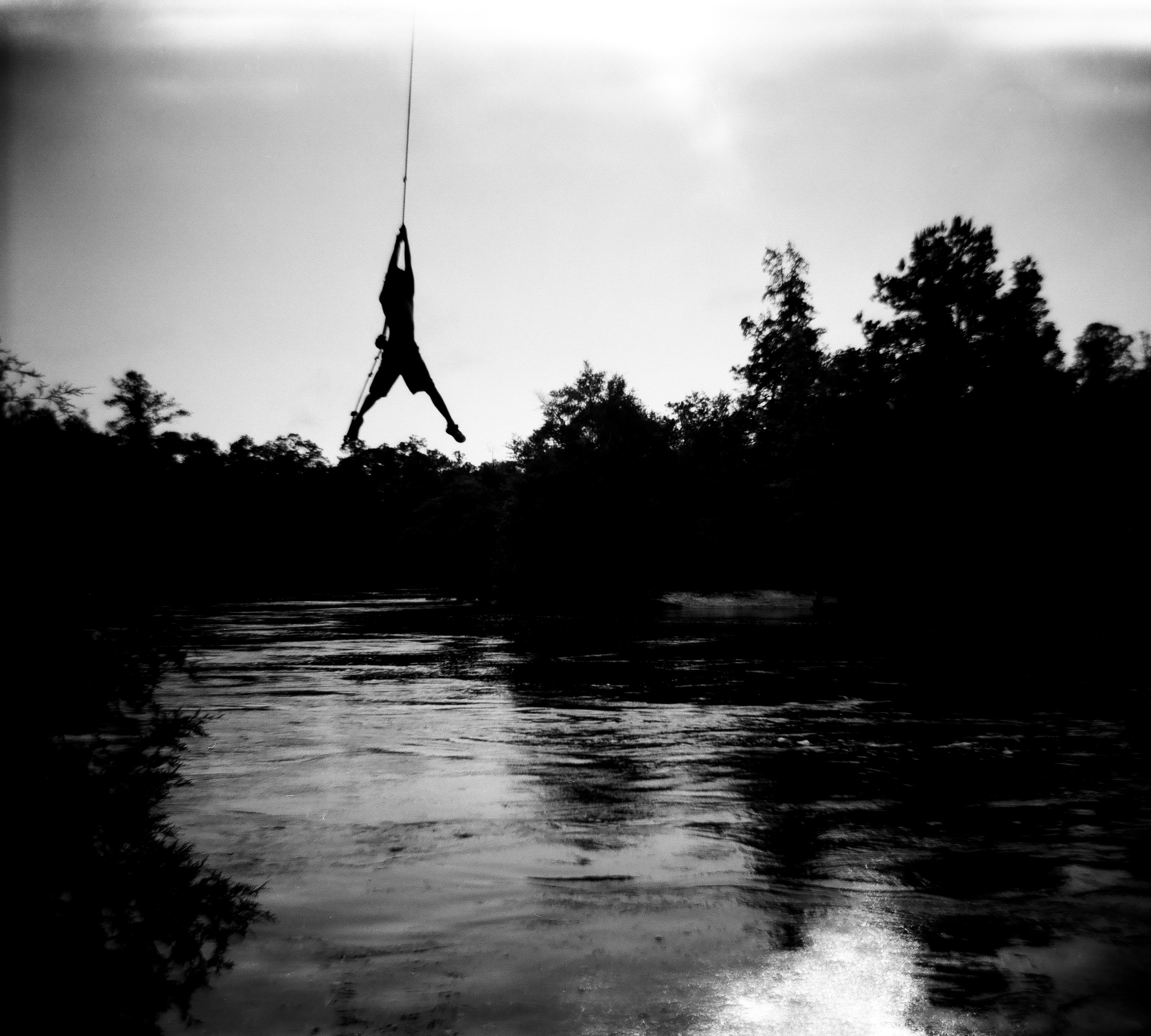 Rope Swing Revisited