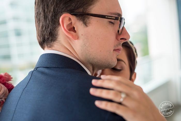 Romantic Wedding Photography by Kristin Serna