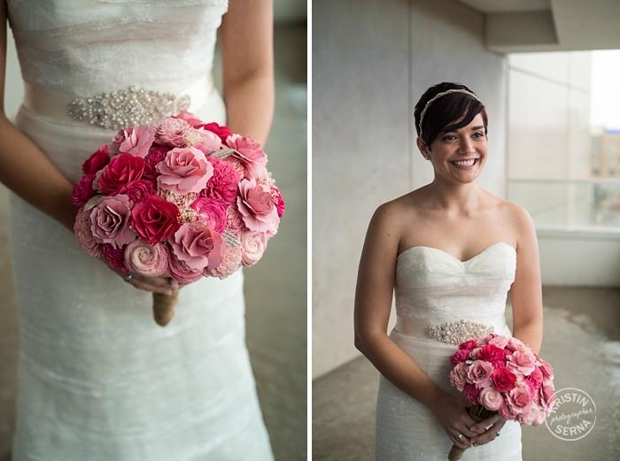 Bridal Portraits by Kristin Serna, Photographer.