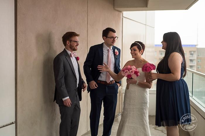 Wedding Party Lifestyle Photography by Kristin Serna