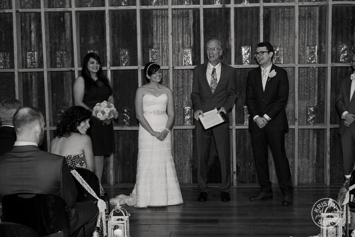 Intimate Wedding Ceremony Photography