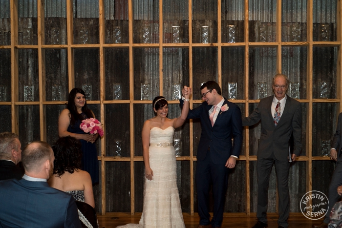 Wedding Ceremony Celebration. Photographer: Kristin Serna