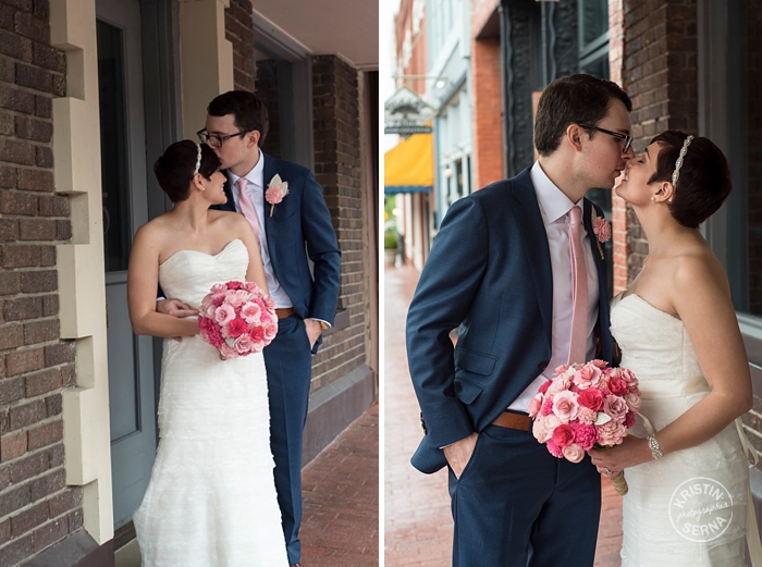 Wedding Portraits by Kristin Serna